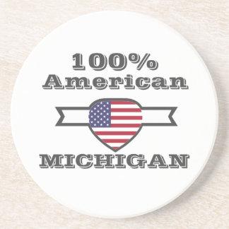 Porta-copos Americano de 100%, Michigan