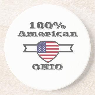 Porta-copos Americano de 100%, Ohio