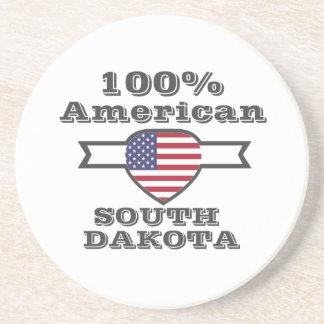 Porta-copos Americano de 100%, South Dakota