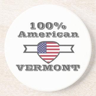 Porta-copos Americano de 100%, Vermont
