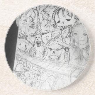 Porta-copos anime do manga do monstro do yaie