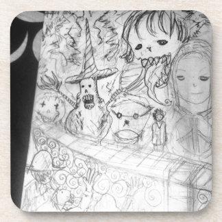 Porta Copos anime do manga do monstro do yaie