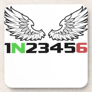 Porta-copos anjo 1N23456