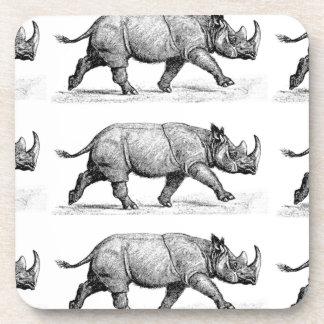 Porta-copos Arte Running dos Rhinos