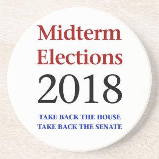 Porta-copos As eleições Midterm 2018-Take suportam o congresso