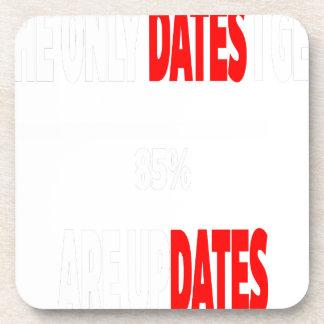 Porta Copos As únicas datas onde eu obtenho são actualizações
