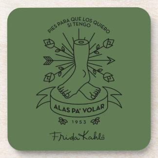 Porta Copos Asas de Frida Kahlo | a voar