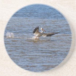 Porta-copos Aterragem do pelicano
