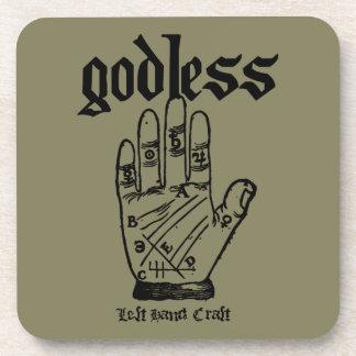 Porta Copos Ateu Godless