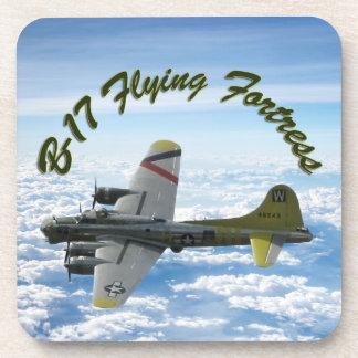 Porta-copos Avião do bombardeiro da fortaleza WWII do vôo B17