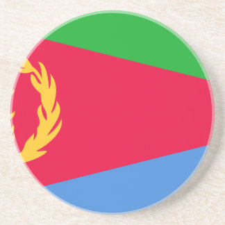 Porta-copos Baixo custo! Bandeira de Eritrea