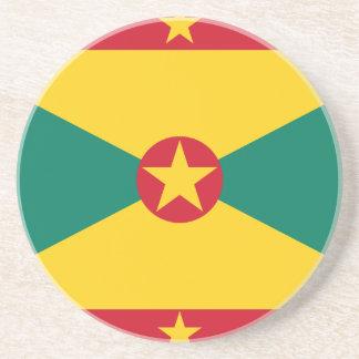 Porta-copos Baixo custo! Bandeira de Grenada