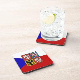 Porta-copos Bandeira checa
