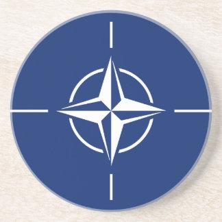 Porta-copos Bandeira da OTAN