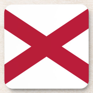 Porta Copos Bandeira de Alabama