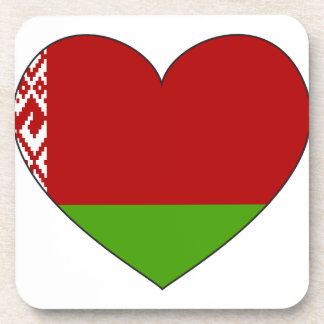 Porta Copos Bandeira de Belarus simples