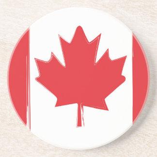 Porta-copos Bandeira de Canadá