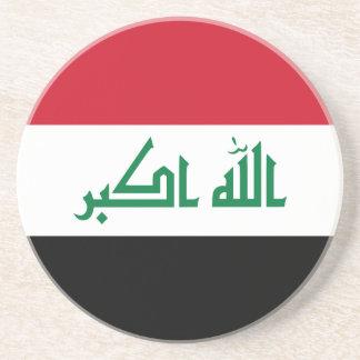 Porta-copos Bandeira de Iraque