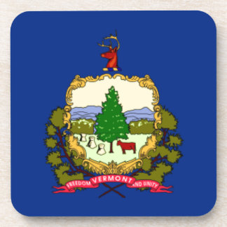 Porta-copos Bandeira de Vermont
