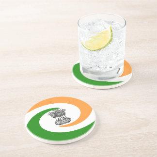 Porta-copos Bandeira indiana