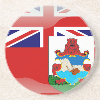 Porta-copos Bandeira lustrosa bermudense
