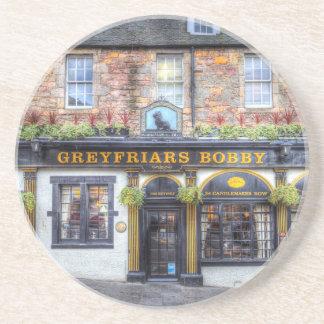 Porta-copos Bar Edimburgo de Greyfriars Bobby