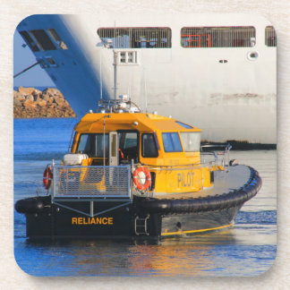 Porta-copos Barco piloto e navio de cruzeiros
