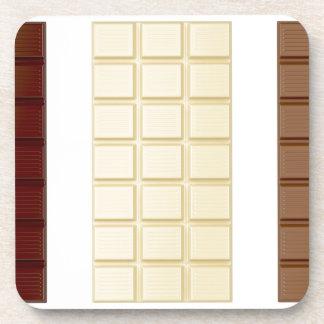 Porta Copos Bares de chocolate