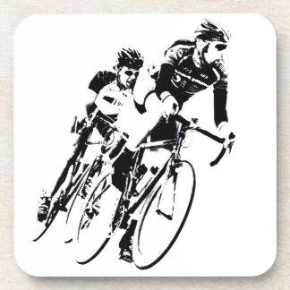 Porta-copos Bicycle pilotos na volta