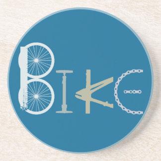 Porta-copos Bike palavras do fã de esportes da bicicleta das