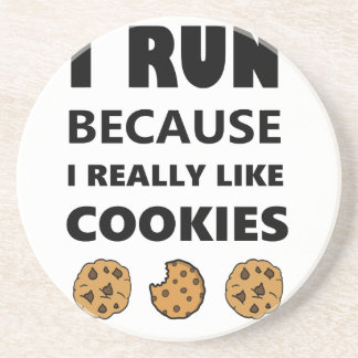 Porta-copos Biscoitos para a saúde, corredor do funcionamento