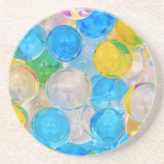 Porta-copos bolas da água