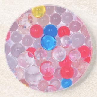 Porta-copos bolas da geléia