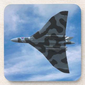Porta Copos Bombardeiro de Vulcan em vôo