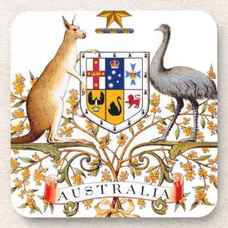 Porta-copos Brasão de Austrália