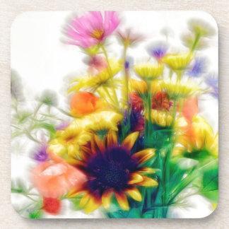 Porta-copos Buquê do Wildflower do verão