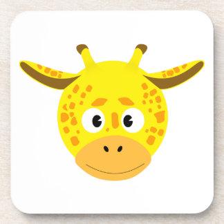 Porta Copos Cabeça de Girafa