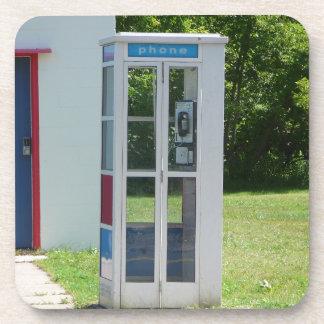 Porta Copos Cabine de telefone