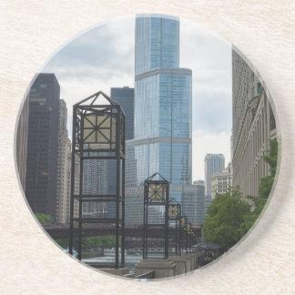 Porta-copos Caminhada de Chicago River