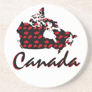 Porta copos canadense da bebida de Canadá do bordo