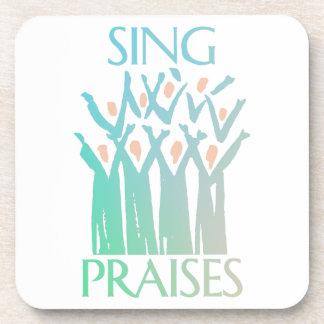 Porta Copos Cante o coro dos elogios