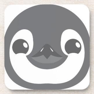 Porta Copos cara do pinguim do bebê