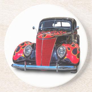 PORTA-COPOS CARRO VINTAGE 1937