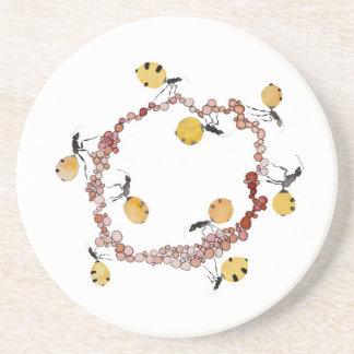 Porta-copos Carrossel da formiga de mel