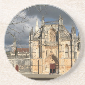 Porta-copos Castelo português