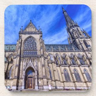 Porta-copos Catedral nova, Linz, Áustria
