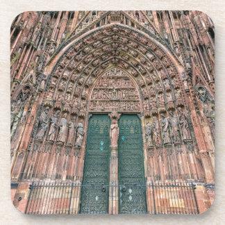 Porta Copos Cathedrale Notre-Dame, Strasbourg, France