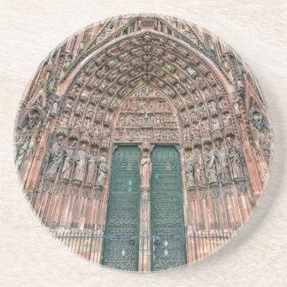Porta-copos Cathedrale Notre-Dame, Strasbourg, France