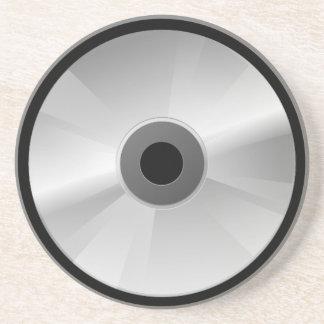 Porta copos CD
