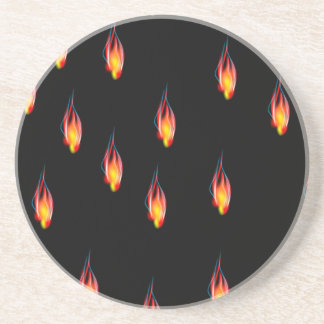Porta-copos Chamas do fogo